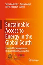 Sustainable Access to Energy in the Global South af Silvia Hostettler