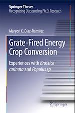 Grate-Fired Energy Crop Conversion af Maryori C. Diaz-Ramirez