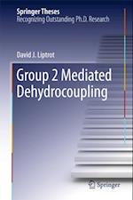 Group 2 Mediated Dehydrocoupling af David J. Liptrot