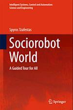 Sociorobot World af Spyros G. Tzafestas