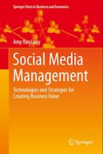 Social Media Management (Springer Texts in Business and Economics)