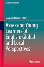 Assessing Young Learners of English: Global and Local Perspectives (Educational Linguistics, nr. 25)