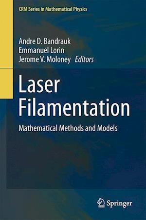 Laser Filamentation : Mathematical Methods and Models