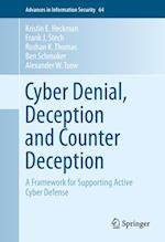Cyber Denial, Deception and Counter Deception (Advances in Information Security)