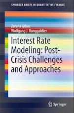 Interest Rate Modeling: Post-Crisis Challenges and Approaches (Springerbriefs in Quantitative Finance)