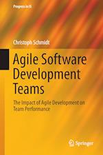 Agile Software Development Teams af Christoph Schmidt