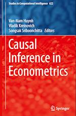 Causal Inference in Econometrics af Van-Nam Huynh