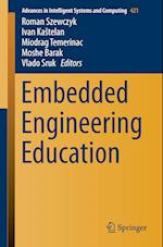Embedded Engineering Education (Advances in Intelligent Systems and Computing, nr. 421)