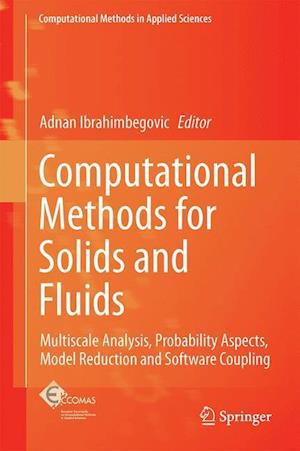 Computational Methods for Solids and Fluids : Multiscale Analysis, Probability Aspects and Model Reduction