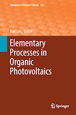 Elementary Processes in Organic Photovoltaics