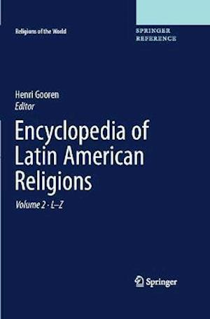 Encyclopedia of Latin American Religions