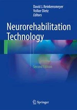 Bog, hardback Neurorehabilitation Technology af Volker Dietz