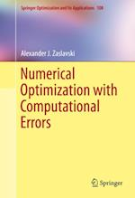Numerical Optimization with Computational Errors