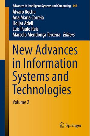 New Advances in Information Systems and Technologies : Volume 2