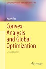 Convex Analysis and Global Optimization (Springer Optimization And Its Applications, nr. 110)