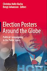 Election Posters Around the Globe af Christina Holtz-Bacha