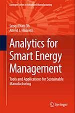 Analytics for Smart Energy Management (Springer Series in Advanced Manufacturing)