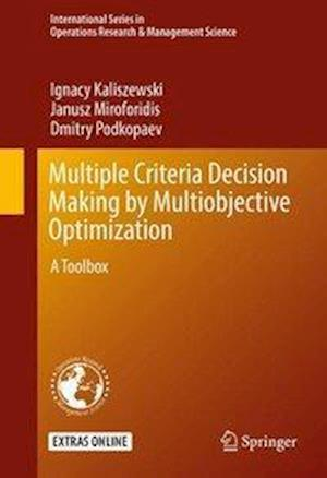 Multiple Criteria Decision Making by Multiobjective Optimization : A Toolbox