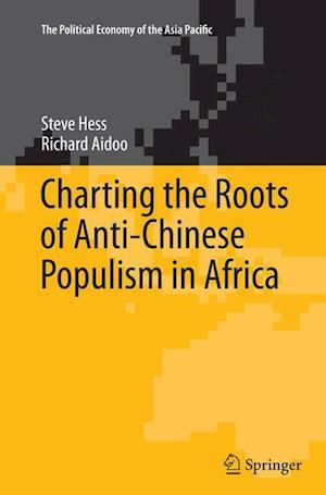 Bog, paperback Charting the Roots of Anti-Chinese Populism in Africa af Steve Hess