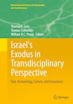Israel's Exodus in Transdisciplinary Perspective (Quantitative Methods in the Humanities and Social Sciences)