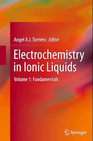 Bog, paperback Electrochemistry in Ionic Liquids af Angel A. J. Torriero