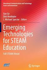 Emerging Technologies for Steam Education (Educational Communications and Technology Issues and Innova)
