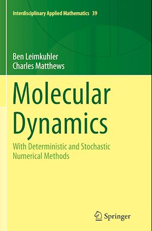 Molecular Dynamics : With Deterministic and Stochastic Numerical Methods