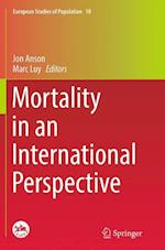Mortality in an International Perspective (EUROPEAN STUDIES OF POPULATION, nr. 18)