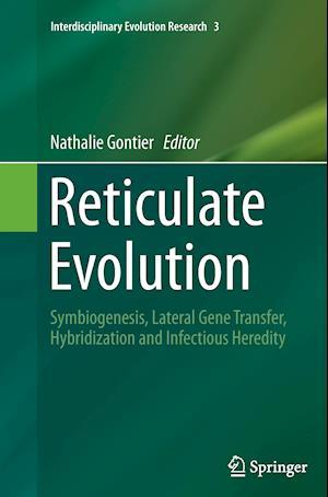 Bog, paperback Reticulate Evolution af Nathalie Gontier