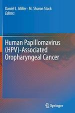 Human Papillomavirus (Hpv)-Associated Oropharyngeal Cancer