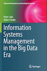 Information Systems Management in the Big Data Era (Advanced Information and Knowledge Processing)