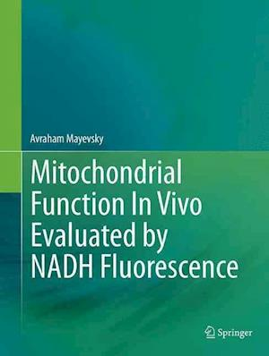 Bog, paperback Mitochondrial Function In Vivo Evaluated by NADH Fluorescence af Avraham Mayevsky