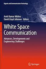 White Space Communication (Signals and Communication Technology)