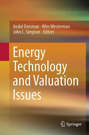 Energy Technology and Valuation Issues