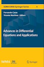 Advances in Differential Equations and Applications (Sema Simai Springer Series, nr. 4)