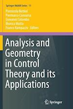 Analysis and Geometry in Control Theory and Its Applications (Springer Indam, nr. 12)