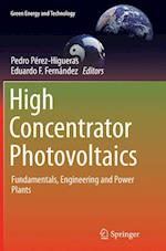 High Concentrator Photovoltaics (Green Energy and Technology)