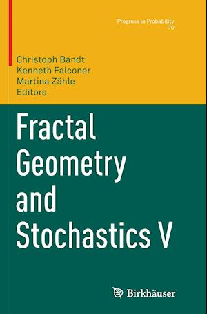 Bog, hæftet Fractal Geometry and Stochastics V