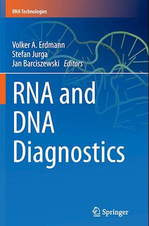 Bog, hæftet RNA and DNA Diagnostics