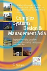 Complex Systems Design & Management Asia