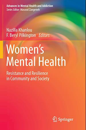 Bog, hæftet Women's Mental Health : Resistance and Resilience in Community and Society