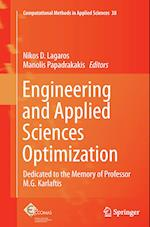 Engineering and Applied Sciences Optimization (Computational Methods In Applied Sciences, nr. 38)