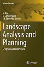 Landscape Analysis and Planning (Springer Geography)
