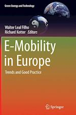 E-Mobility in Europe (Green Energy and Technology)