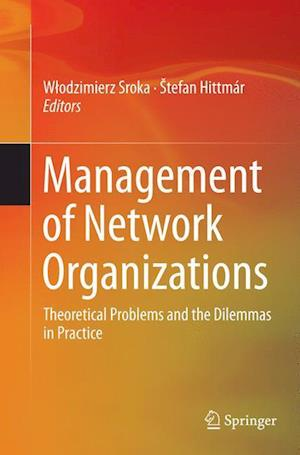 Bog, paperback Management of Network Organizations af Wlodzimierz Sroka