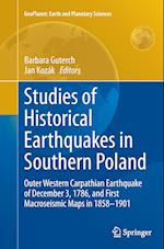 Studies of Historical Earthquakes in Southern Poland (Geoplanet: Earth and Planetary Sciences)