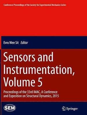 Sensors and Instrumentation, Volume 5