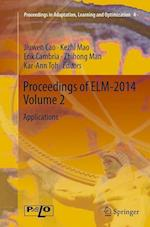 Proceedings of ELM (Proceedings in Adaptation Learning and Optimization, nr. 4)