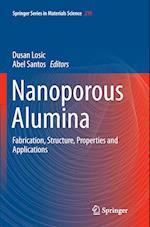 Nanoporous Alumina af Dusan Losic
