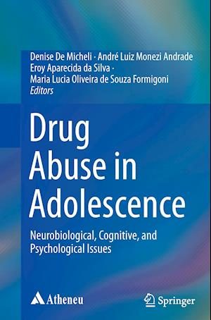 Bog, hæftet Drug Abuse in Adolescence : Neurobiological, Cognitive, and Psychological Issues